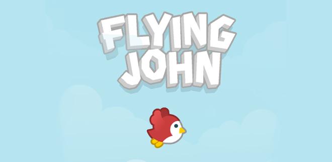 Flying John