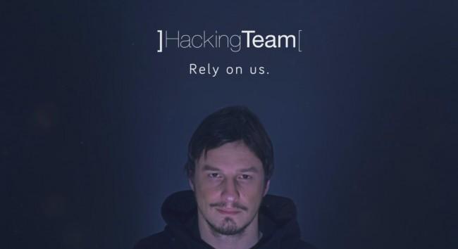 Foto: Hacking Team