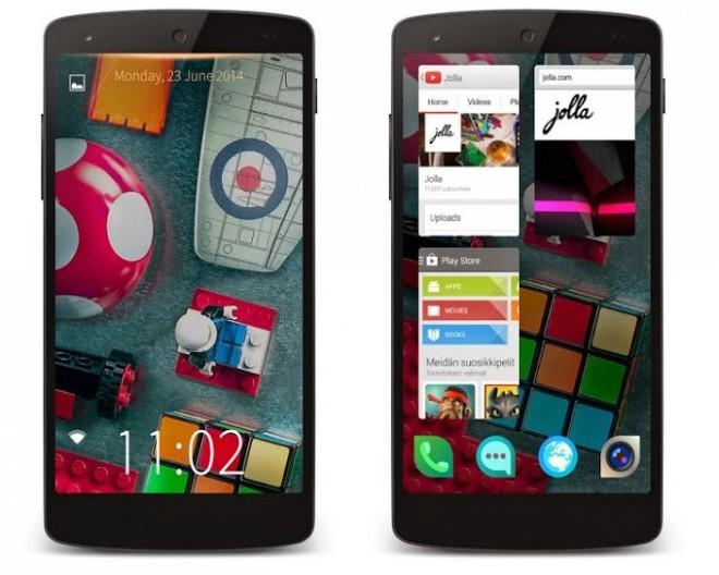 Neugierig auf Sailfish OS? Per Launcher kommt die Oberfläche auf dein Android-Phone.