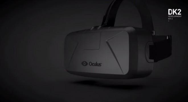 Neue Optik, technisch verbessert: Das Oculus Rift Developer Kit 2. (Bild: Oculus VR, Youtube Screenshot)