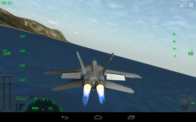 F18 Carrier Landing II - 01