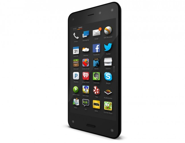 Das neue Smartphone von Amazon ist alles andere als ein Verkaufsschlager. (Foto: Amazon)