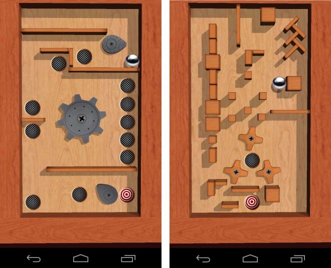 Maze Ball 3D - 01