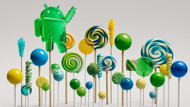 """Die jüngste Iteration von Android trägt die Versionsnummer 5.0 und hört auf den Namen """"Lollipop""""."""