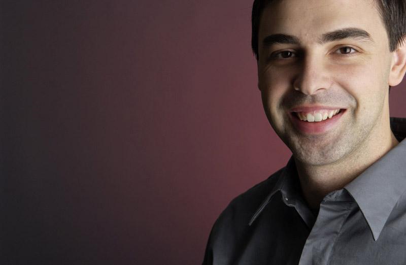 Larry Page: Google wird so enorm wachsen, wie wir uns es nicht vorstellen können