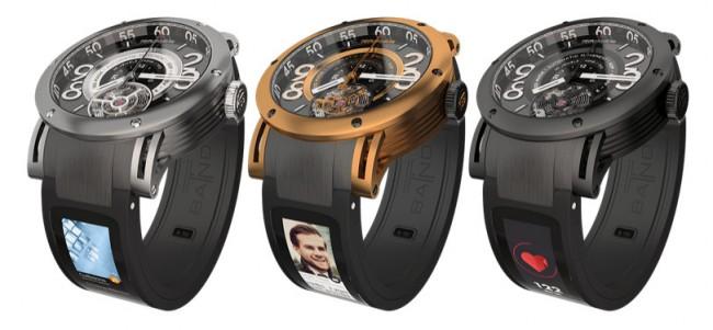Dank diverser Adapter soll das T-band sich mit Uhrgehäusen verschiedener Größen und Formen vertragen. (Foto: Kairos)