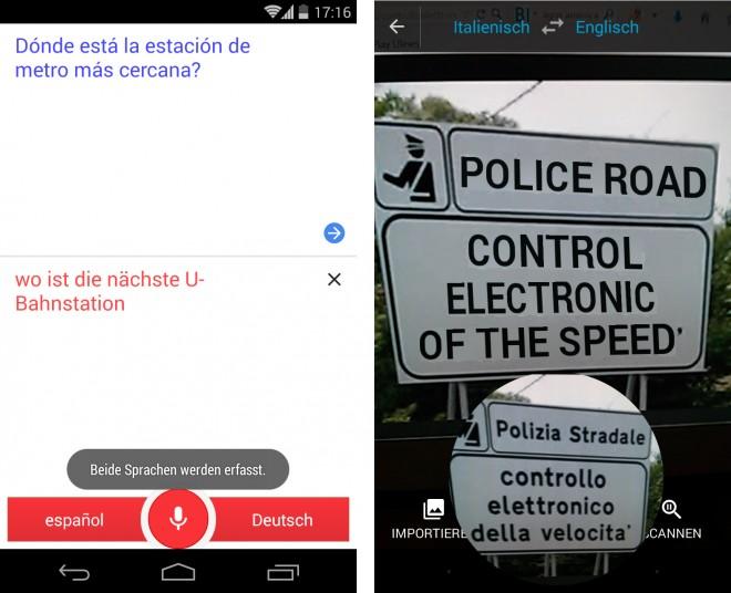 Google Übersetzer - 02