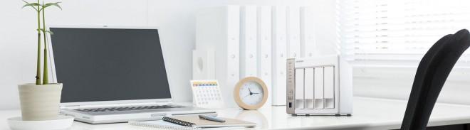 Speichermonster: Käufer wählen zwischen zwei, drei oder vier Einschüben für Festplatten – genügend Speicherplatz ist damit garantiert.