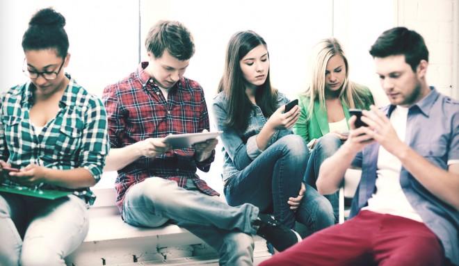 Der Smartphone-Markt ist zunehmend gesättigt, vor allem in den Industrieländern (Foto: shutterstock)