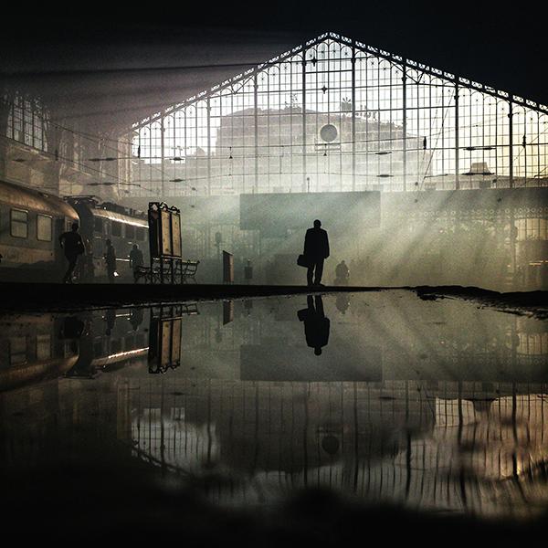 Der Zweite: Janos M. Schmidt aus Ungarn. Foto: World Photography Organisation