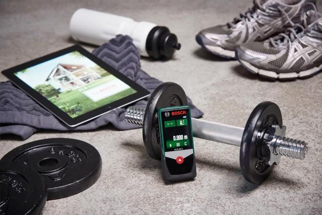 Bosch Laser Entfernungsmesser Bluetooth : Smarter messen mit laser bluetooth und app: bosch plr 50 c androidmag