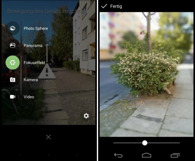 """In naher Zukunft wird die """"Google Kamera""""-App nicht nur die Tiefenschärfe nachträglich verändern und Panoramaaufnahmen anfertigen können, sondern wird auch imstande sein, selbstständig aus einer Reihe von Fotos die gelungensten Bilder auszusuchen."""