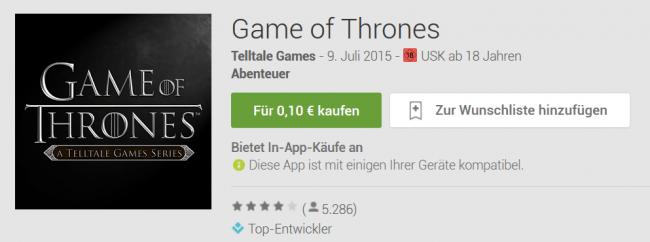 Im Google Play Store kannst du derzeit viele Spiele zu günstigen Preisen abstauben.