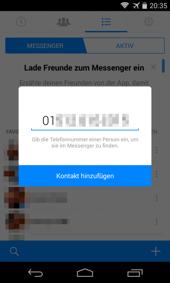 Facebook Messenger 12