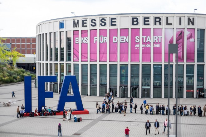 Messe Berlin - IFA 2015 by Kārlis Dambrāns (CC BY 2.0) via Flickr