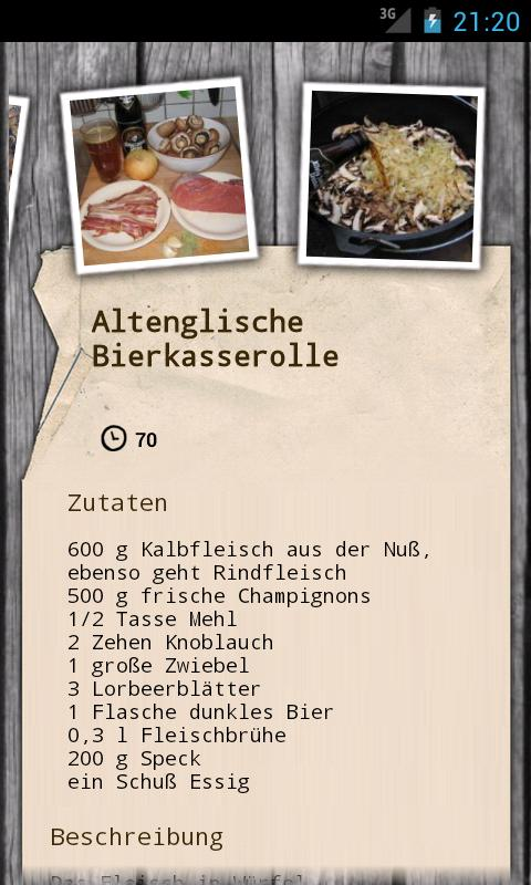 Grillrezepte
