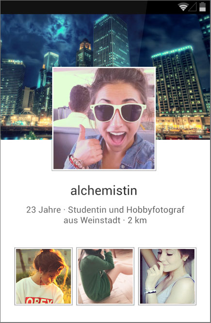 Namen der besten dating-apps