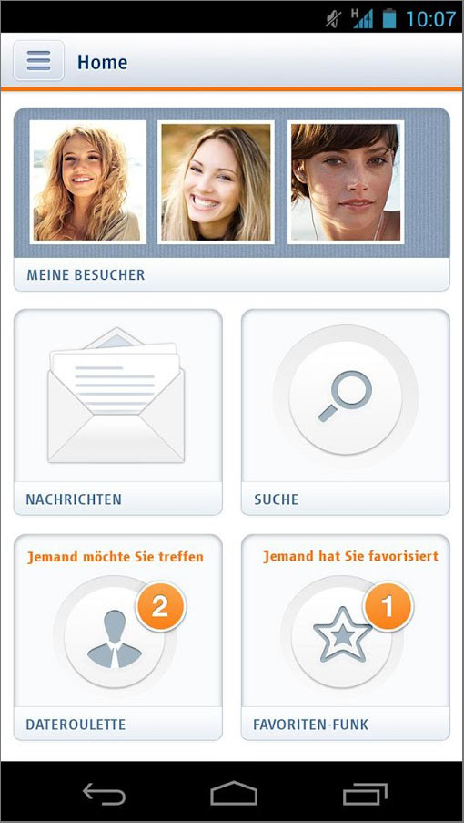 Dating-apps wie zunder für android