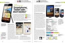 Gerätetest: Samsung Galaxy Note