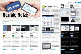 Apps: Soziale Netzwerke (2 von 4 Seiten)