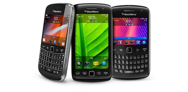 Der Blackberry Hersteller Reseach In Motion (RIM) darf laut Google-Vorstand auch Android Geräte fertigen. Foto: rim.com.
