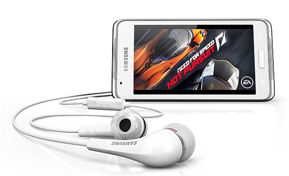 Das Multimedia Internet Gerät Samsung Galaxy S Wifi 4.2. Foto: Samsung