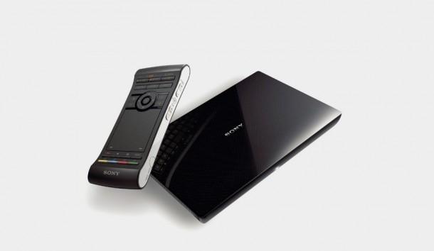 Die Google TV-Settopbox von Sony soll auch in Europa auf den Markt kommen. Foto: Sony.com.