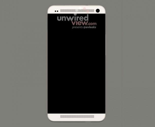 Das HTC M7 könnte mit einem lernfähigen Infrarot-Sensor auf den Markt kommen. Foto Unwiredview.com.