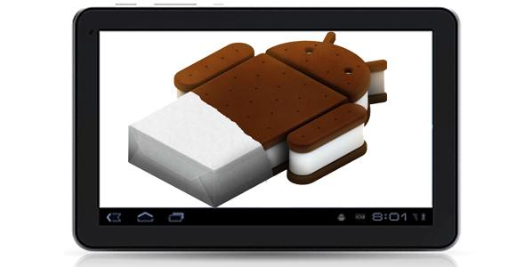 Das Huawei Mediapad bekommt ein Update auf Android 4.0 alias Ice Cream Sandwich.