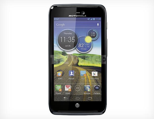 Das Motorola Atrix 3 auch bekannt unter dem Namen Dinara wird am 26. Juli 2012 erwartet. Foto: TheVerge.com.