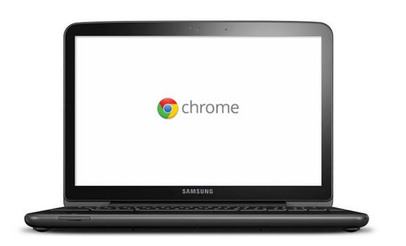 Samsung Chrome Book. Foto: Google.