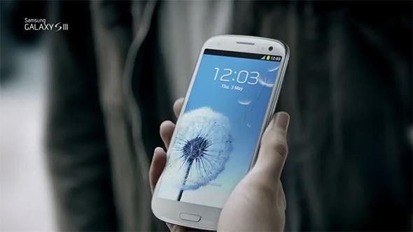 Samsung block seine Sprachsteuerungssoftware für alle Geräte außer dem Samsung Galaxy S3. Foto: Samsung.