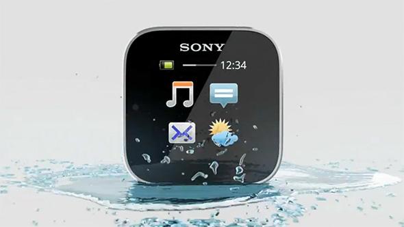 Sony Smartwatch. Foto: Sony