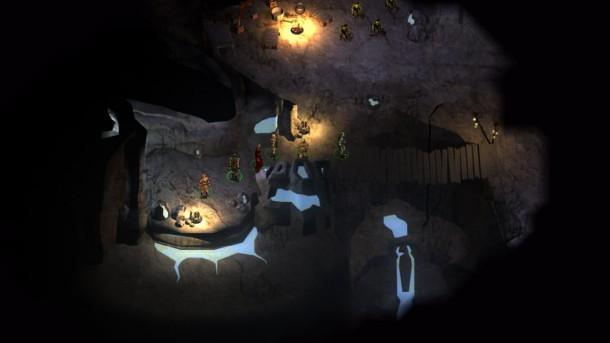 Das Remake von Baldur's Gate wird im September für iOS-Geräte erscheinen. (Foto: Baldur's Gate)