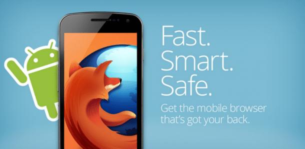 Mozilla hat die neue Version seines mobilen Browsers veröffentlicht. Foto: Mozilla.