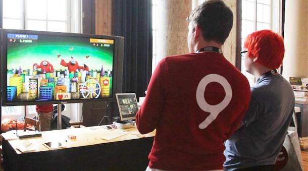 Auch Partien mit bis zu drei Spielern sind kein Problem. Hier ist aber ein großer Bildschirm oder Fernseher empfehlenswert.