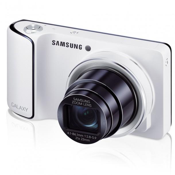 Mit dem Android Update wurden viele neue Ansichten, Layouts und Themes wie bereits vom Galaxy Note 2 bekannt auch in der Galaxy Kamera übernommen.