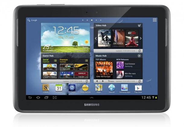 Das Samsung Galaxy Note kommt mit Android 4.0 Ice Cream Sandwich auf den Markt. Foto: Samsung.com.