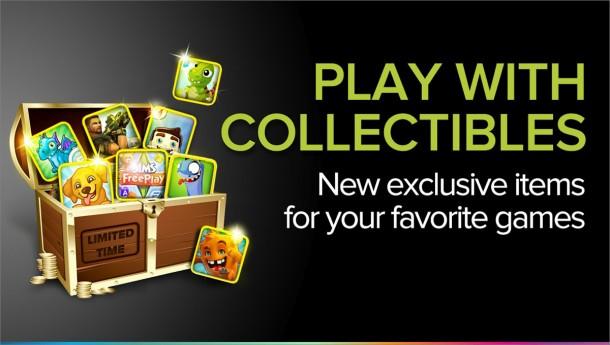 Google bringt mit dem Sammlerstücken spezielle Erweiterungen für ausgewählte Spiele. Foto: Google Play auf Google Plus.
