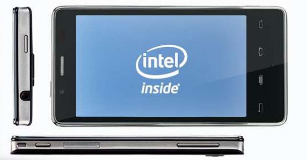 Der Chiphersteller Intel will kabelloses laden für Smartphones ab 2013 ermöglichen. Foto: Intel.