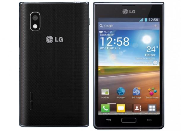 Die Smartphones der L-Serie von LG sollen bald Nachfolger bekommen. Foto: LG.