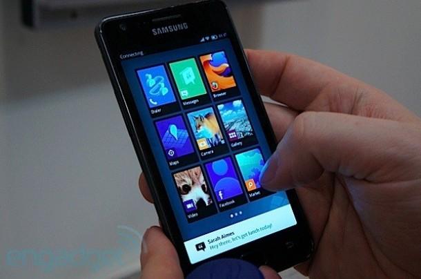 Mozillas Smartphone Betriebssystem kann bereits getestet werden. Foto: Engadget.com
