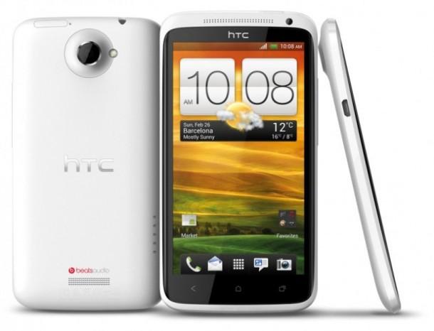 Das HTC One X soll mit dem HTC One X+ einen Nachfolger bekommen. Foto: HTC.
