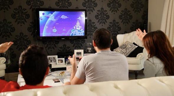 Das Kickstarterprojekt Pocket TV bringt Android auf Fernsehgeräte. Foto: kickstarter.com.
