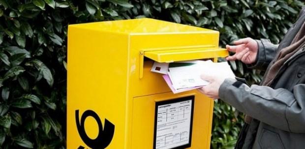 Post mobil - Deutsche Post AG