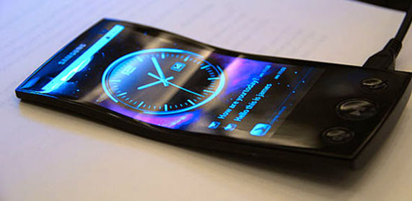 Flexible AMOLED-Bildschirme sind am Weg in den Massenmarkt Foto:Androidcommuniti.com