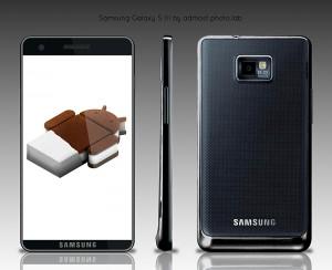 Samsung Galaxy S III Konzept