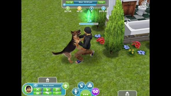 Die Sims Freeplay - EA Games