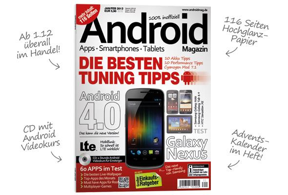 Android Magazin Ausgabe 4