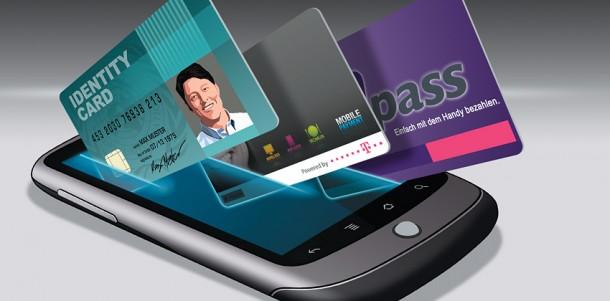 mWallet wird unser Brieftasche früher oder später gänzlich ersetzen. (Foto: Deutsche Telekom)